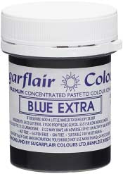 Blue Extra Maximum Concentrated Paste Colour
