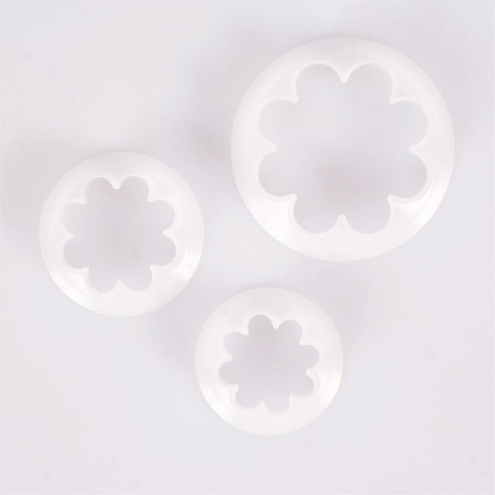 FMM Carnation Cutter Set of 3