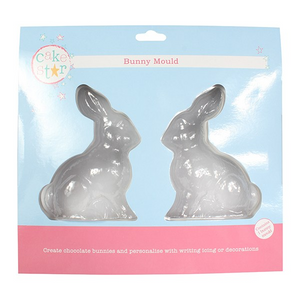 Easter Bunny Mould - SimplyCakeCraft