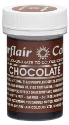 Chocolate Concentrated Spectral Colour Paste 25g - SimplyCakeCraft