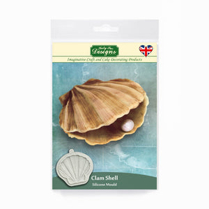 Katy Sue Clam Shell - SimplyCakeCraft