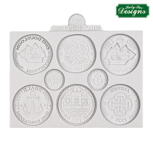 Katy Sue Treasure Coins - SimplyCakeCraft