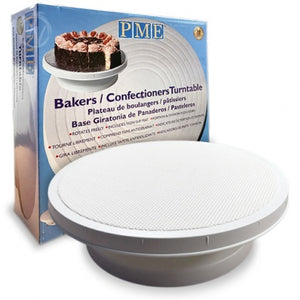 PME Bakers / Confectioners Turntable - SimplyCakeCraft
