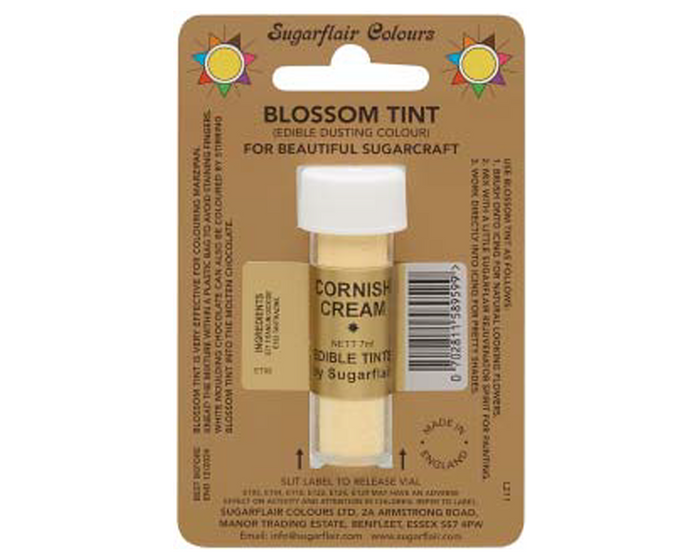 Sugarflair Edible Blossom Tint - Cornish Cream