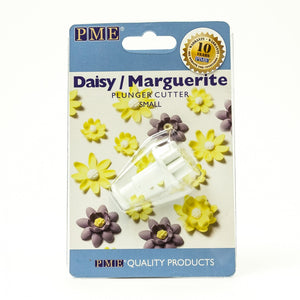 PME Small Daisy / Marguerite Plunger Cutter - SimplyCakeCraft