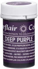 Deep Purple Concentrated Spectral Colour Paste 25g - SimplyCakeCraft