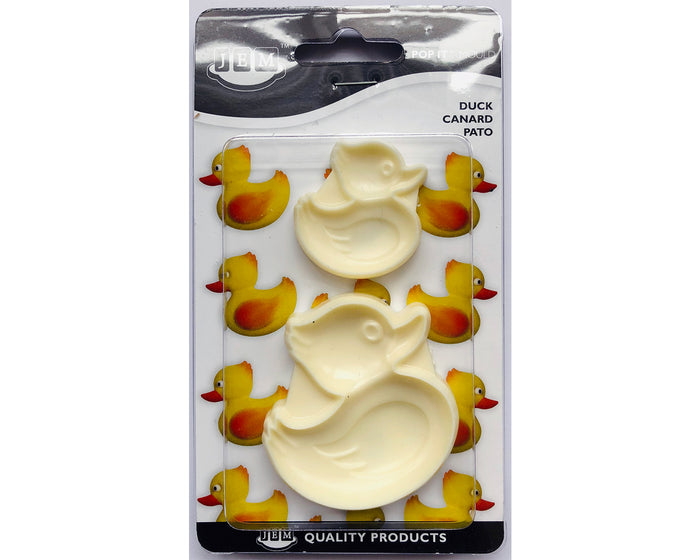JEM Duck (Set of 2) Pop-it Mold