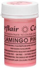 Flamingo Pink Concentrated Spectral Colour Paste 25g