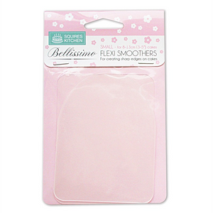 Small Bellissimo Flexi Smoother - SimplyCakeCraft