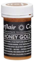Honey Gold Concentrated Pastel Colour Paste 25g -  - SimplyCakeCraft