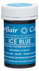 Ice Blue Concentrated Spectral Colour Paste 25g - SimplyCakeCraft