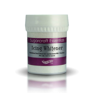 Rainbow Dust Icing Whitener 25g - SimplyCakeCraft