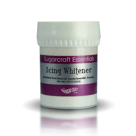 Rainbow Dust Icing Whitener 25g