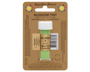 Sugarflair Edible Blossom Tint - Lime Green - SimplyCakeCraft