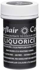 Liquorice Concentrated Spectral Colour Paste 25g - SimplyCakeCraft