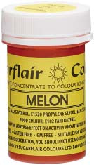Melon Concentrated Spectral Colour Paste 25g - SimplyCakeCraft