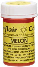 Melon Concentrated Spectral Colour Paste 25g