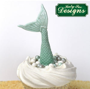Mermaid Tail Mould By Katy Sue - SimplyCakeCraft