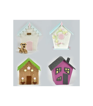 FMM More Than a Bird House Cutter - SimplyCakeCraft