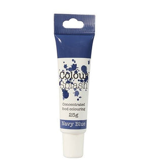 Navy Blue Colour Splash Gel 25g - SimplyCakeCraft