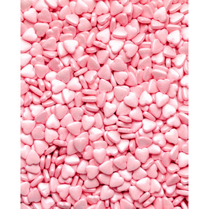 Hearts - Pink (Tablet) - SimplyCakeCraft