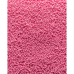 Glimmer Pearls - 3mm Pink - SimplyCakeCraft