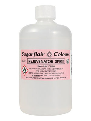 Sugarflair Rejuvenator Spirit - 280ml -  - SimplyCakeCraft