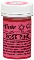 Rose Pink Concentrated Spectral Colour Paste 25g - SimplyCakeCraft