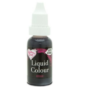 RainbowDust - Rose - Liquid Colour 16ml - SimplyCakeCraft