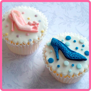 Shoes/Heels Mould By Katy Sue - SimplyCakeCraft