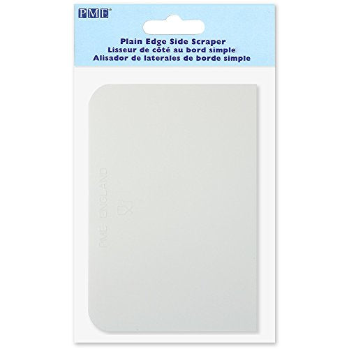 PME Plain Edge Side Scraper/Smoother (5.3 Inches)