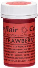 Strawberry Concentrated Spectral Colour Paste 25g -  - SimplyCakeCraft