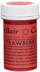 Strawberry Concentrated Spectral Colour Paste 25g - SimplyCakeCraft