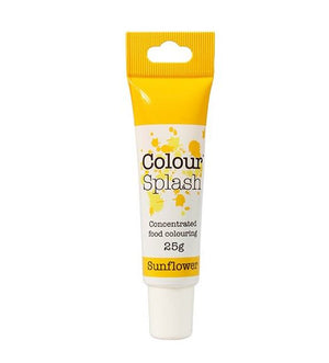 Sunflower Colour Splash Gel 25g - SimplyCakeCraft