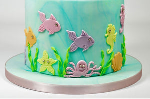 FMM Under The Sea Tappit Cutter - SimplyCakeCraft