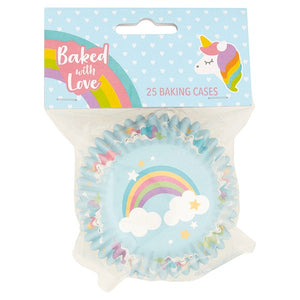 Unicorn Cupcake Cases - Pack of 24 - SimplyCakeCraft