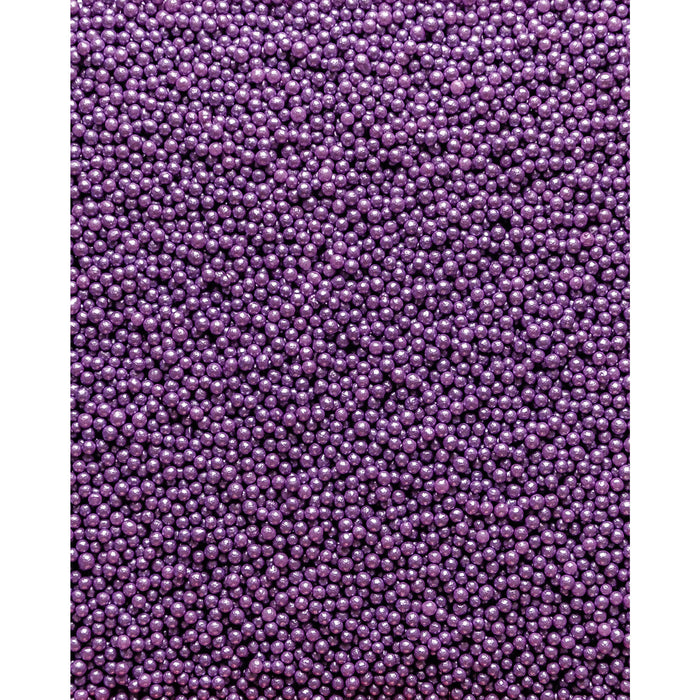 Glimmer Pearls - 3mm Violet