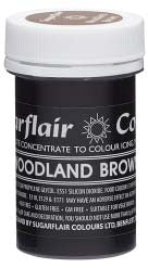Woodland Brown Concentrated Pastel Colour Paste 25g - SimplyCakeCraft
