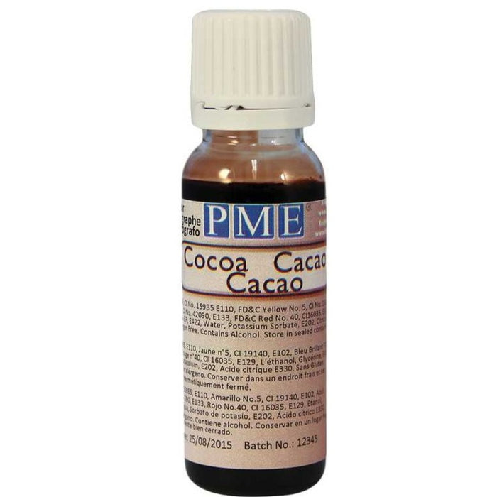 PME Airbrush Colour - Cocoa (25g/0.88oz)