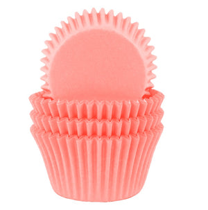 50 Pink Cupcake Baking Cases - SimplyCakeCraft