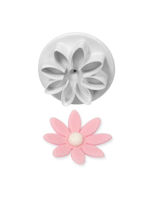 PME Large Daisy / Marguerite Plunger Cutter - SimplyCakeCraft