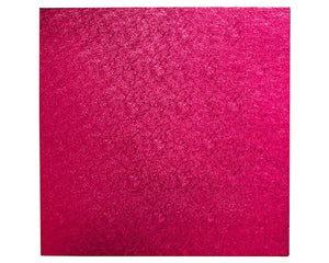 Coloured Square Cake Boards - Range of Colours & Sizes - SimplyCakeCraft