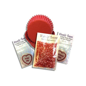Valentines Day Cupcake Kit -  - SimplyCakeCraft