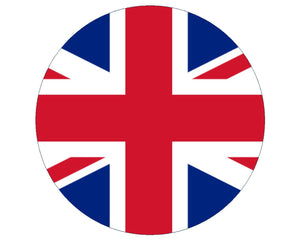 Union Jack / Great Britain Flag Cake Topper -  - SimplyCakeCraft