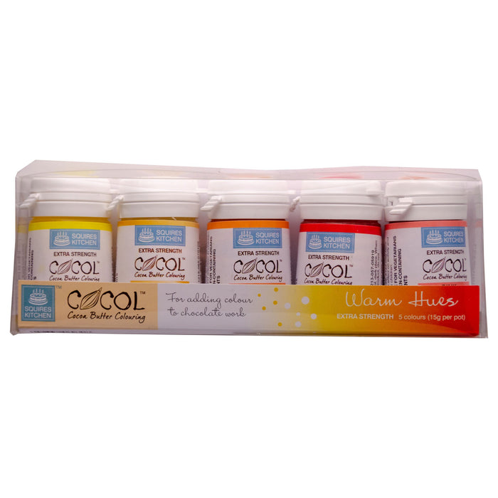 Cocol Cocoa Butter Colouring Kit