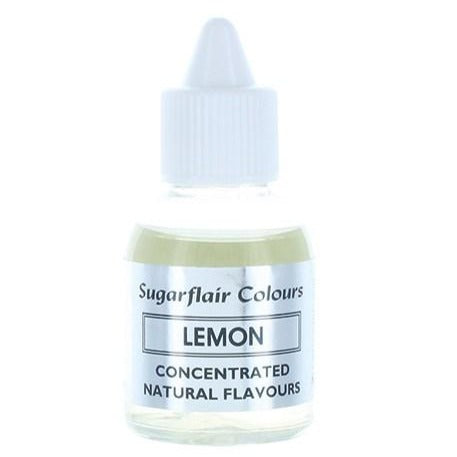 Sugarflair Concentrated Natural Flavouring - Lemon 30g