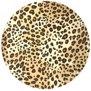 Leopard Animal Print Printed Sugar Icing Sheet - SimplyCakeCraft
