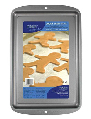 PME Medium Cookie Sheet Pan - 15 x 10 Inch - SimplyCakeCraft