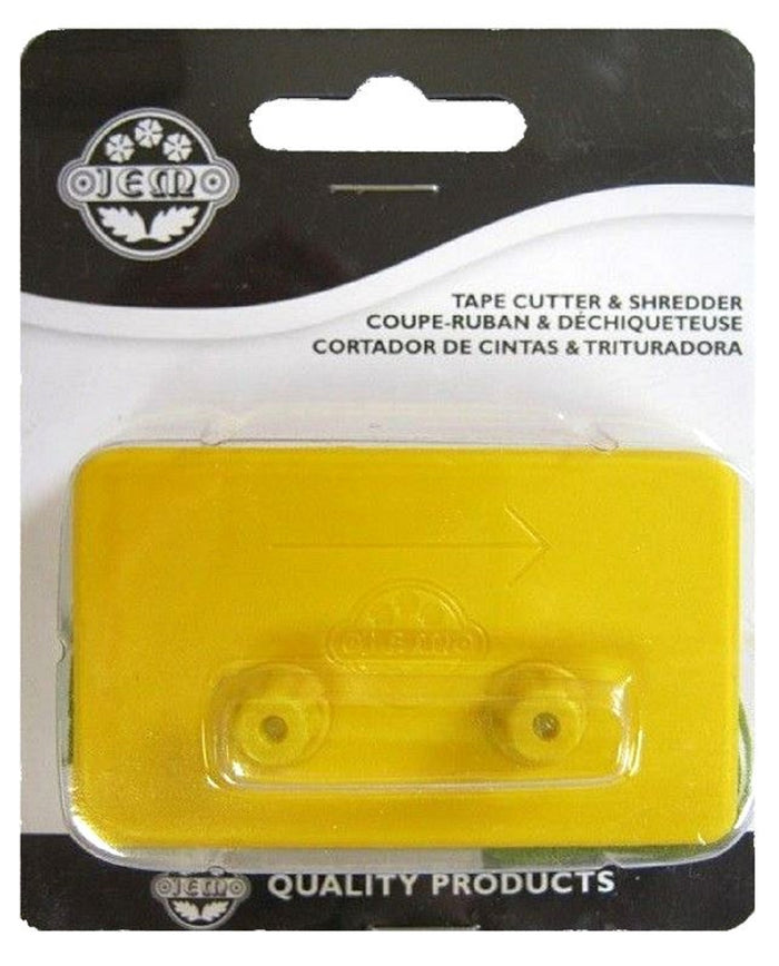 JEM Tape Cutter & Shredder