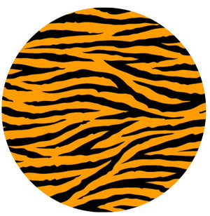 Tiger Animal Print Printed Sugar Icing Sheet - SimplyCakeCraft